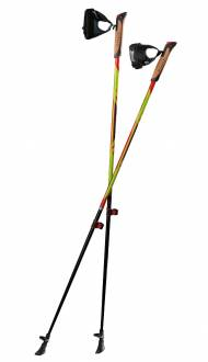 Karbonowe kijki do Nordic Walking Crivit Sports, cena 69,90 ...